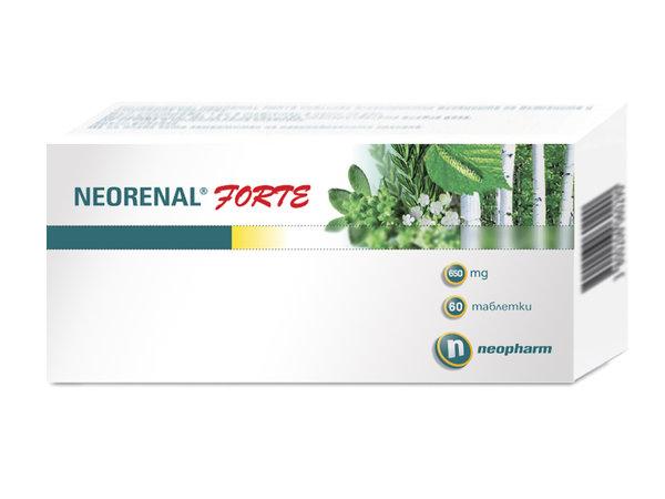 Неоренал (Neorenal) Форте таблетки 650мг x60
